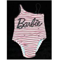 5043 - Maiô Barbie – menina 6 anos - 6 anos - Barbie