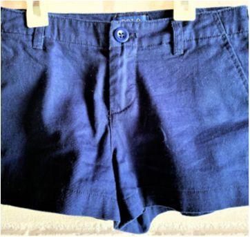 5066 - Short marinho Ralph Lauren – Menina 8 anos - 8 anos - Ralph Lauren