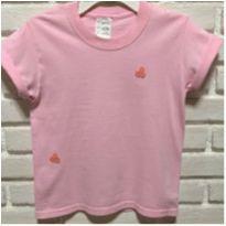 5088 - Top rosa importado – Menina 6/7 anos - 6 anos - Importado