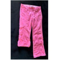5099 - Calça rosa da Place – Menina 6X/7 anos - 6 anos - Place