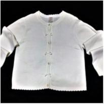 5140 - Casaquinho branco Gymboree – Menina 7 anos - 7 anos - Gymboree