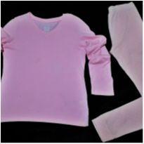 5155 - Pijama duas peças – Carter's/Faded Glory  – Menina 7/ 8 anos - 7 anos - Importado