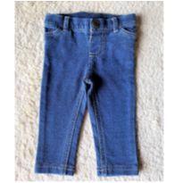 MT - 5261 - Calça jeans Carter's  – Menina/3 meses - 3 meses - Carter`s