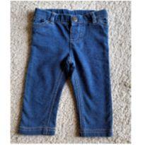 MT - 5324 - Calça jeans Carter's – Menina/6 meses - 6 meses - Carter`s