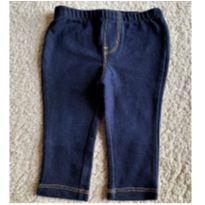 MT - 5323 - Calça jeans Baby Gap – Menina/6-12 meses - 6 a 9 meses - Baby Gap