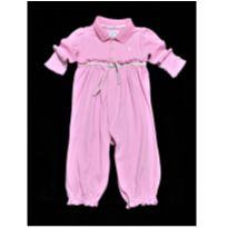 MT - 5482 - Macacão rosa Ralph Lauren – Menina 12 meses - 1 ano - Ralph Lauren