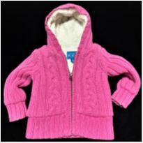 MT - 5534 -Casaquinho em tricô Childreen's  Place – Menina 12 meses - 1 ano - Children`s Place