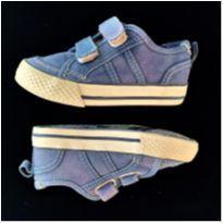 MT - 5589 - Tênis jeans importado – Menino USA 6 – BR 21 - 21 - Importado