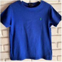 MT - 5623 - Camiseta Ralph Lauren azul royal  – Menino 5 anos - 5 anos - Ralph Lauren