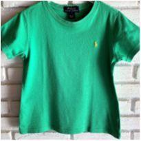 MT - 5624 - Camiseta verde Ralph Lauren – Menino 5 anos - 5 anos - Ralph Lauren