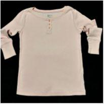 5886 - Blusa de pijama Gap Kids – Menina 6 anos - 6 anos - GAP