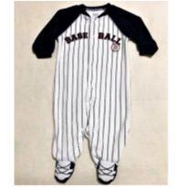 5918 - Macacão Carter's – Menino 6 meses – Baseball