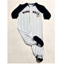 5919 - Macacão Carter's – Menino 9 meses – Baseball - 9 meses - Carter`s