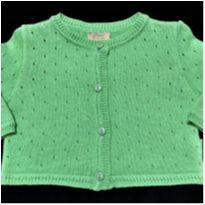 5930 - Casaquinho Green – Menina 1 a 3 meses