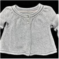 5936 - Casaquinho Baby Gap – Menina 18 a 24 meses - 18 a 24 meses - Baby Gap
