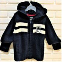 5960 - Casaco em tricô Oshkosh – Menino 6 anos – Varsity - 6 anos - OshKosh
