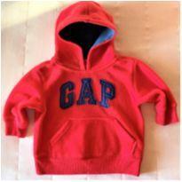 5894 - Blusão Baby Gap – Unissex – 12/18 meses - 12 a 18 meses - Baby Gap