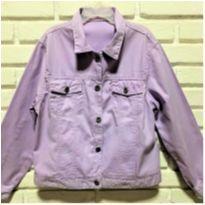 6166 – Jaqueta CHK Brand – Menina 8 anos - 8 anos - Importada