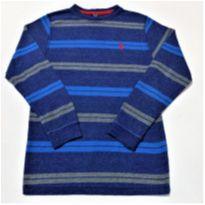 6409 – Blusão US Polo Assn – Menino 10-12 anos - 10 anos - US Polo Assn
