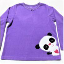 6394 – Blusa Carter's – Menina 6 anos – Panda - 6 anos - Carter`s