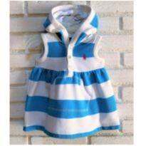 6431 – Vestido Ralph Lauren – Menina 18 meses - 18 meses - Ralph Lauren