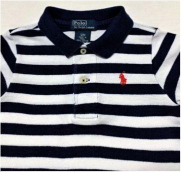 6436 – Camisa Polo Ralph Lauren – Menino 12 meses - 1 ano - Ralph Lauren
