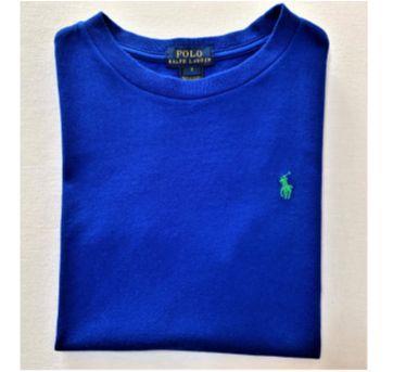 6460 – Camiseta Polo Ralph Lauren – Menino 7 anos - 7 anos - Ralph Lauren