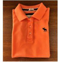 6455 – Camisa polo Abercrombie – Menino 5-6 anos - 5 anos - Abercrombie