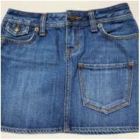 6502 – Saia jeans Ralph Lauren – Menina 8 anos - 8 anos - Ralph Lauren
