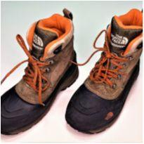 6541 – Bota The North Face – Menino 5 USA – 35 BR -23.5 cm. - 35 - The North Face