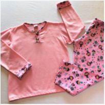 6550 – Pijama Sonho e Magia – Menina 6-7 anos – Friends Playing - 6 anos - Sonho e Magia - BR