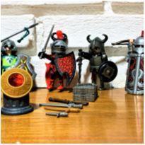 6659 – Playmobil – Sunny -  Coleção de Guerreiros Medievais.