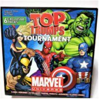 6658 – Top Trumps Tournament Marvel Universe