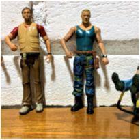 6660 – Avatar – Fox Films- 4 Mini Figuras -  - Fox
