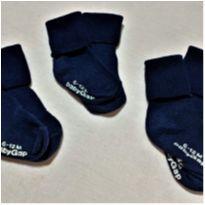 6756 – Kit de meias Baby Gap – Unissex 6 a 12 meses - 9 a 12 meses - Baby Gap