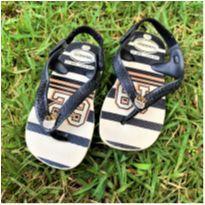 6725 – Sandálias Havaianas Baby  – Menino 21 – Camisa 19 - 21 - Havaianas