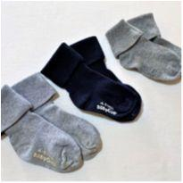 6774 – Kit de meias importadas – Menino 4-5 anos - 4 anos - Importada
