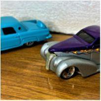 6814 – Dupla– Mattel & Maisto -  8 cm. -  - Diversas