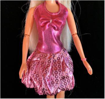 6834 – Barbie – Mattel 1991 – Marly – 30 cm. - Sem faixa etaria - Mattel