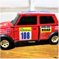 6897 – Carro robô – Mini Race 108 – 12 cm -  - Importado