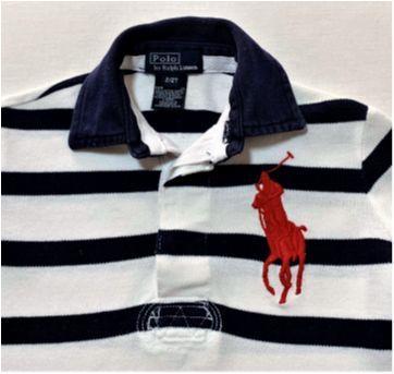 6893 – Camisa Polo Ralph Lauren – Menino 2 anos - 2 anos - Ralph Lauren