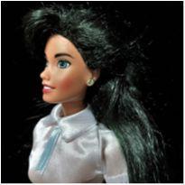 6825 – Barbie Mattel 1993 – Vitória – 30 cm. -  - Mattel