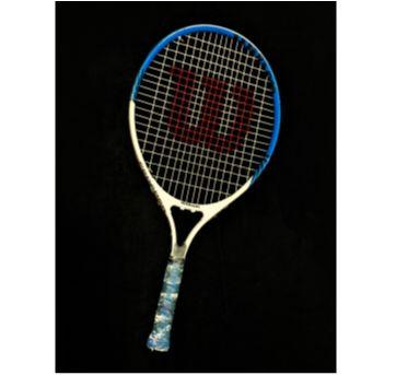 6925 – Raquete de tenis Wilson – Federer 23 - Sem faixa etaria - wilson