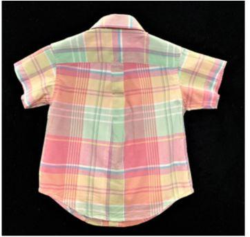 6940 – Camisa Ralph Lauren – Menino 18 meses - 18 meses - Ralph Lauren