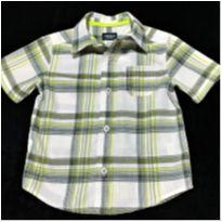 6939 – Camisa Carter's – Menino 18 meses - 18 meses - Carter`s