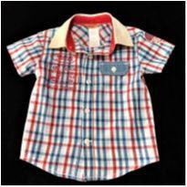 6931 – Camisa Guess – Menino 12 meses – Wild Side - 1 ano - Guess