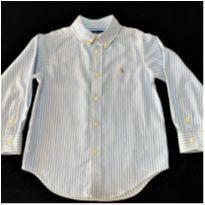 6956 – Camisa Ralph Lauren – Menino 5 anos - 5 anos - Ralph Lauren