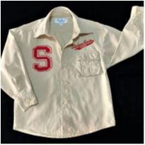 6964 – Camisa Tribu – Menino 3-4 anos - 3 anos - Tribu