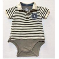 6979 – Camisa body – Baby Gap – Menino 12 meses - 1 ano - Baby Gap