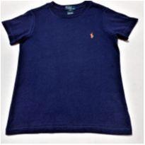 6995 – Camiseta marinho Ralph Lauren - Menino 4 anos - 4 anos - Ralph Lauren